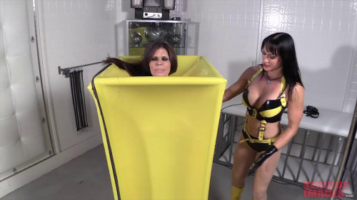 Mistress Miranda - Ashley Renee - Yellow Cube