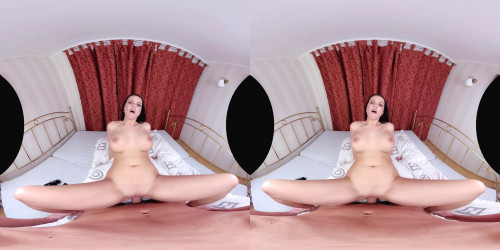 Live Chat Girl Caught 3D stereo Porn