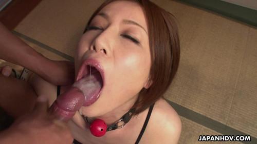 Hiromi tominaga loves her job a lot