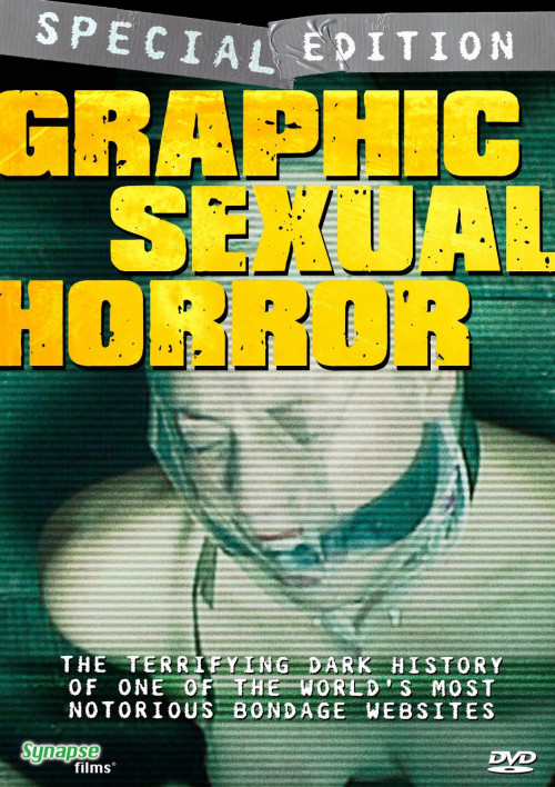 Graphic Sexual Horror - Special Edition