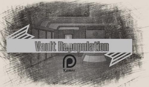 Vault repopulation Hentai games
