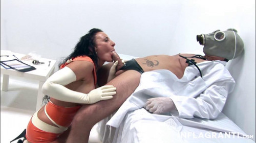 Gina BDSM Latex