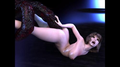 little ballerina Hina Bitch part 2 3D Porno