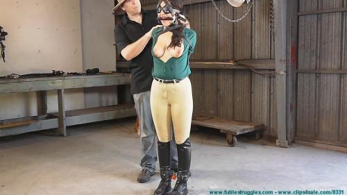 Pony Girl Leather