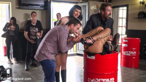 Perky Little Slut in a Box - Part 1