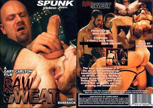 Raw Sweat Gay Unusual