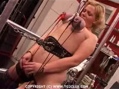 Extreme Torture and BDSM for Angel