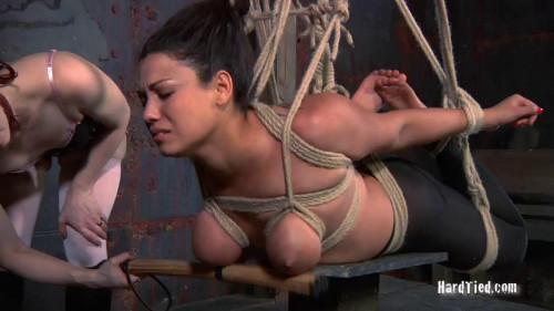 Dana Vixen, Claire Adams - Baited Breath Part Two