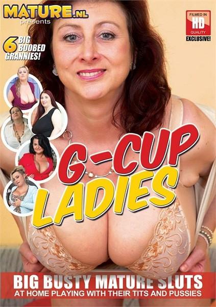 G-Cup Ladies Masturbation