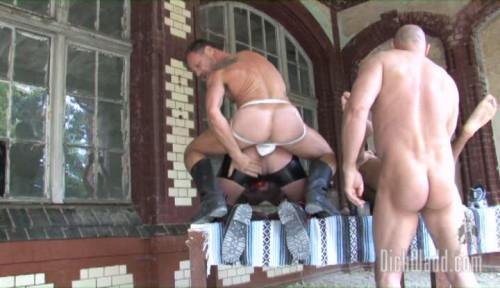 Berlin Pigs Likes Hard Gangbang Gay Movies