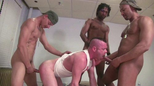 Raw Fuck Club - Red, Romance, Sly And Patrick Oconnor