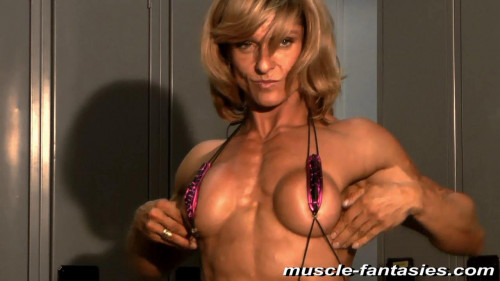 Emery Miller Female Muscle
