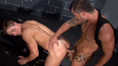 Rough anal for oversexed friends Gay Movie