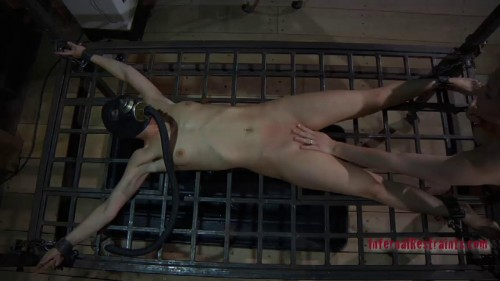 infernalrestraints  Curious Elise Part 2 Elise Graves