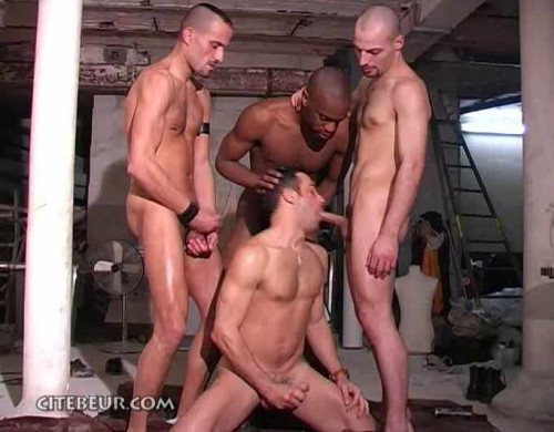 Wesh Models In Hard Gangbang