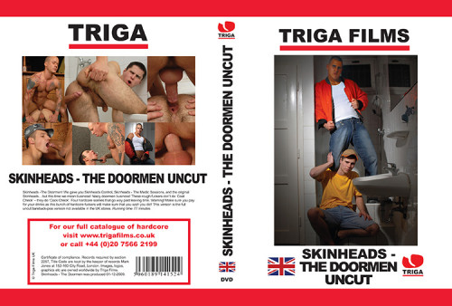 Skinheads - The Doormen Uncut Gay Movies