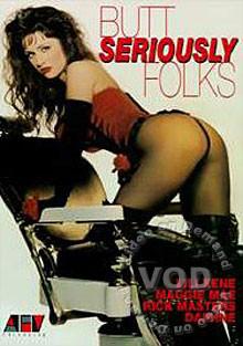 Butt Seriously Folks Vintage Porn