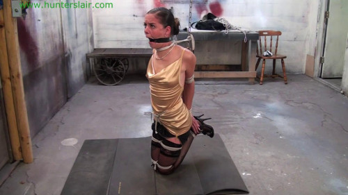 HunterSlair - Michelle Peters - Brutalized by the Hunter