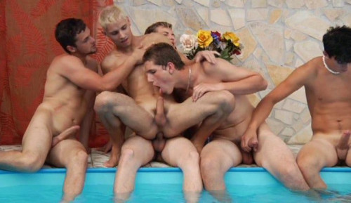 Hot Sluts In Amazing Gangbang Collection