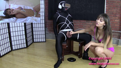 Charlotte-Ruined Three Times Femdom and Strapon