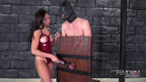 Ariana Marie - Edging Vibrations Femdom and Strapon