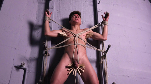 DreamBoyBondage Josh Hunter - Twink Training - Chapter 7