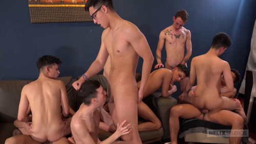 Helix Meet Me in Buenos Aires, Part Seven - Urban Orgy