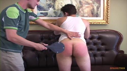 Spankthis 3 Bad Boys sc.2 - Brandon Morales