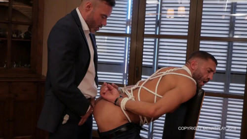 Tie me and fuck! Gay BDSM