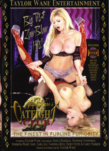 [Taylor Wane Entertainment] Catfight club vol2 Scene #4