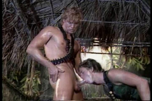 Jeff Stryker Powerfu partl II: The Return Gay Retro