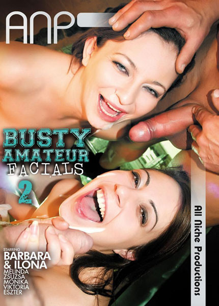Busty Amateur Facials vol 2 (2017)