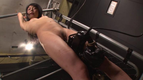 Extreme Acme Electric Drill Asians BDSM