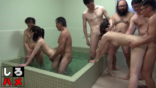 Group Asian Fuck - Uncensored HD