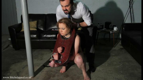 Tight restraint bondage and domination for hawt stripped slavegirl part2 HD 1080p