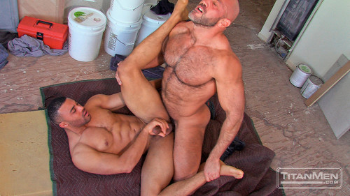 Heavy Load: Scene 3: Jesse Jackman & Jay Bentley