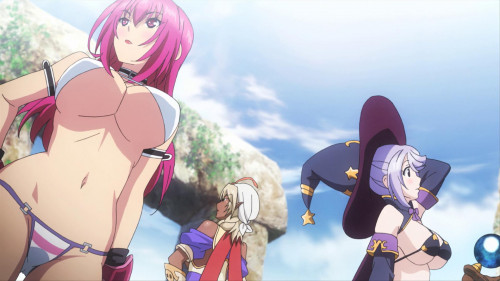 Bikini Warriors - Scene 7 - (2015 Year) - Full HD 1080p Anime and Hentai