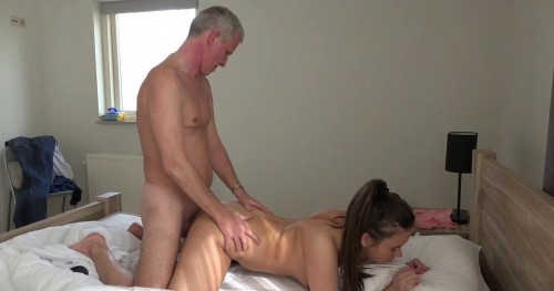 Sexy Teen Girl Like Sex With Old Men Part 5 Old and Young