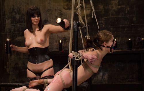Whipped Ass - Sensi Pearl and Bobbi Starr