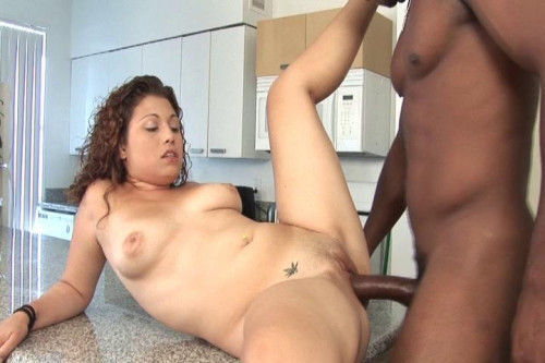 Kristina Cruise Porked On The Counter
