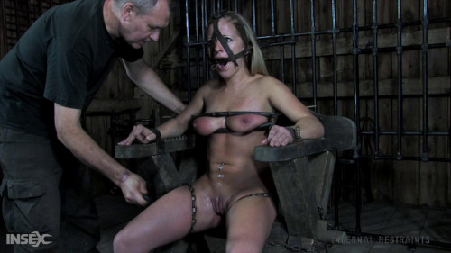 Super Bdsm Hot Porn Caught to be used part 3