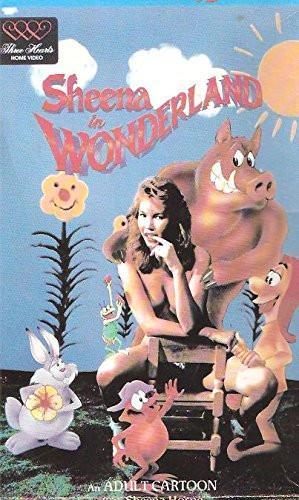 Sheena In Wonderland (1987) Cartoons