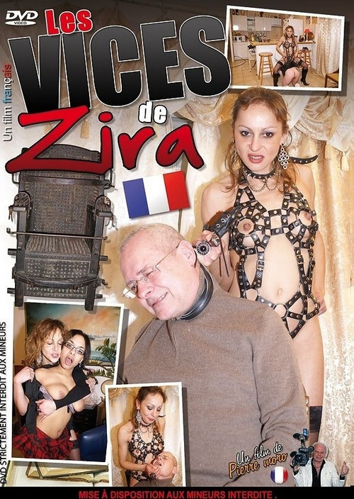 Les Vices De Zyra Femdom and Strapon