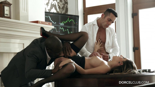 cara a devoted secretary banged by her bosses 2015