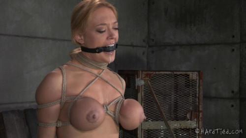 Tie My Tits - Darling, Matt Williams BDSM