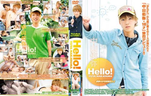 Hello! Yuya Nakayama Asian Gays