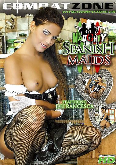 Naughty spanish maids vol1