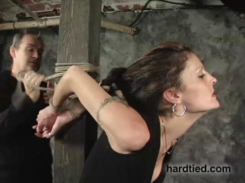 Hard Tied Vip New Exclusive Beautifull Unreal Cool Collection. Part 5. BDSM