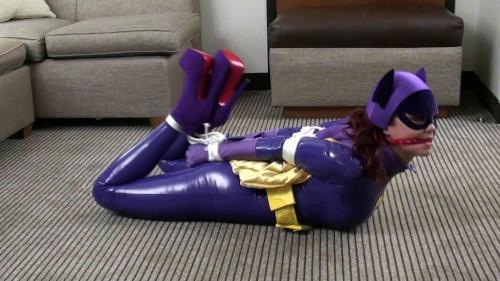 Sarah Brooke Batgirl Perils!
