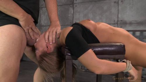 SexuallyBroken Blonde hotty next door Carter Cruise